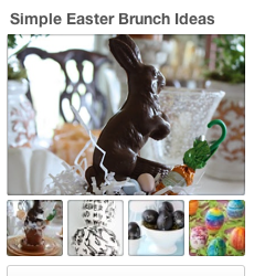 Simple Easter Brunch Ideas