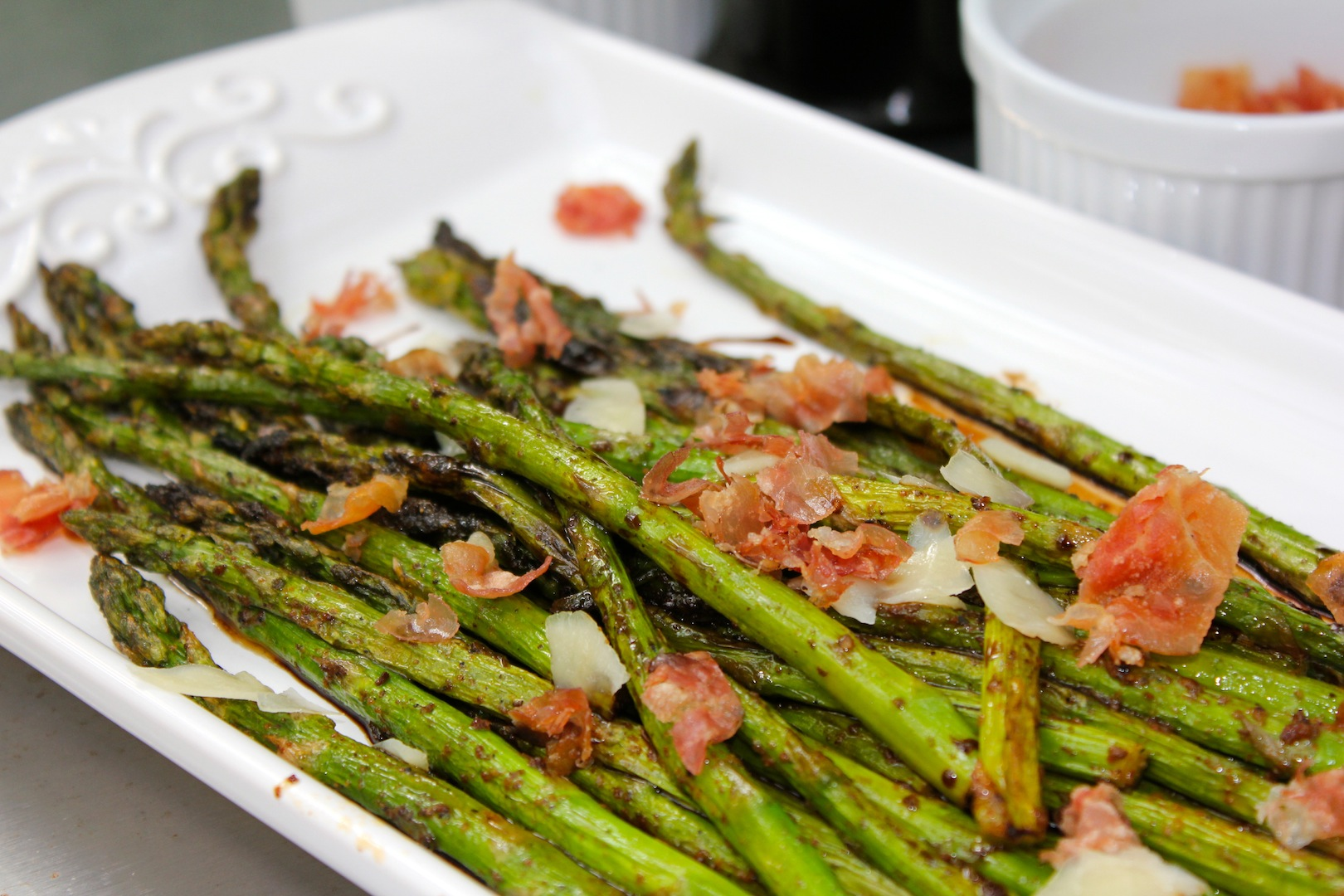 Grilled Asparagus: SimpleSolutionsDiva.com