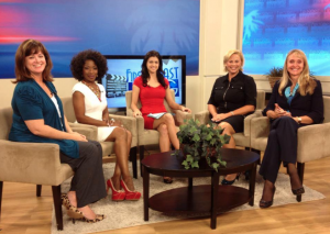 "The Ladies of ""The Chat"" on WTLV-TV Channel 12, on First Coast Living."