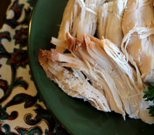 Turkey Breast of Wonder (and photo credit) from JaimeCooksItUp.com.