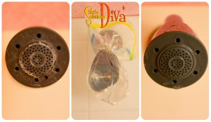 Non-Toxic Way To De-Gunk Your Shower Head, from SimpleSolutionsDiva.com.