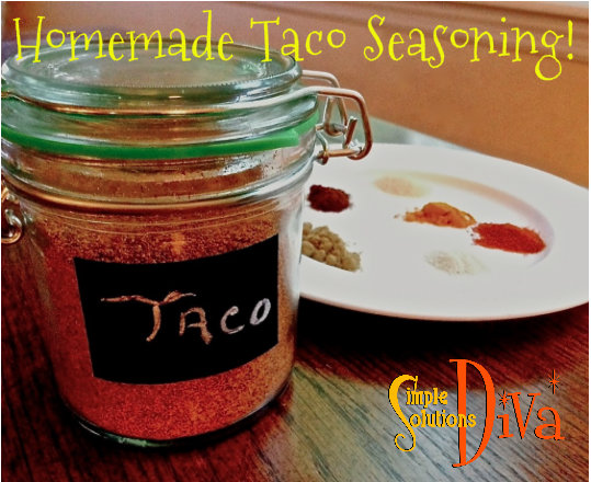 SSD Taco Seasoning