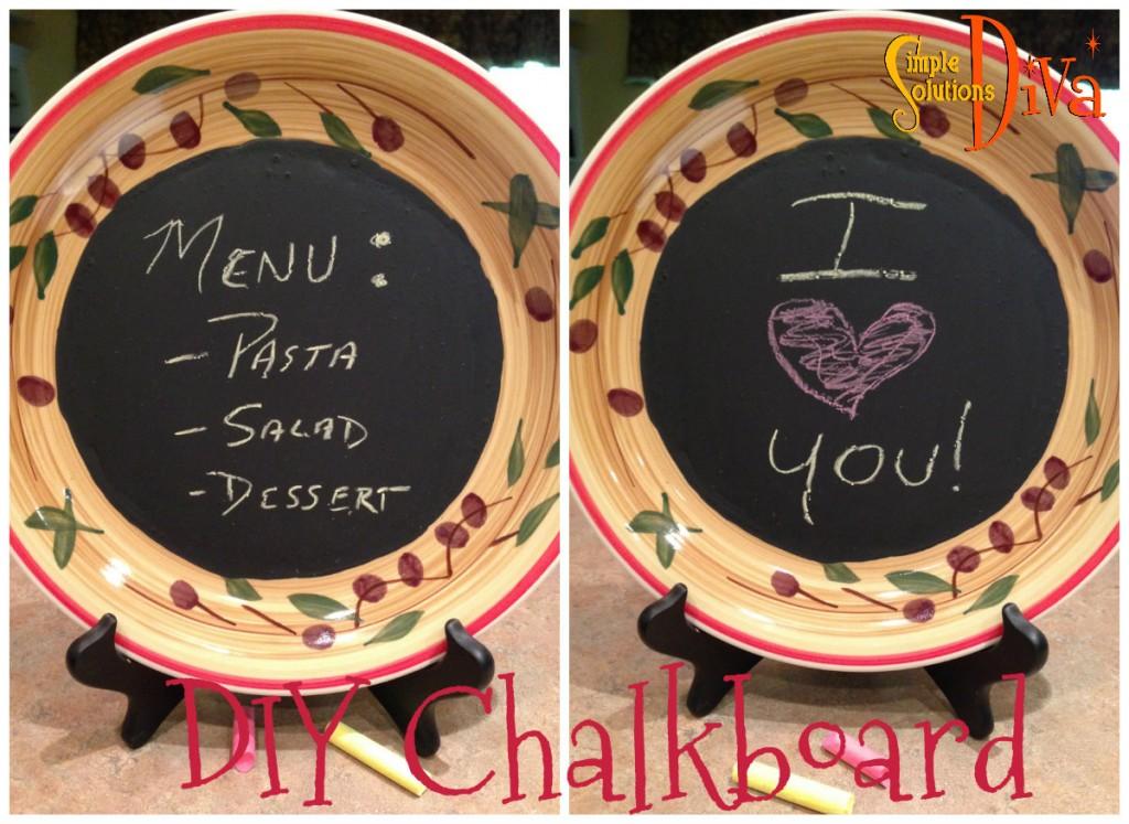 SSD DIY Chalkboard
