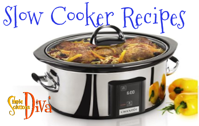 crockpot recipe slider