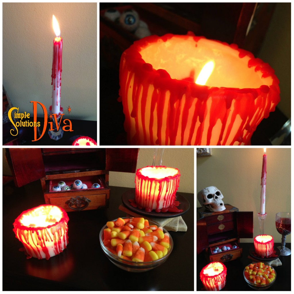 SSD Halloween Candles 2