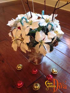 Whimsical Centerpiece Using Materials All From Dollar Tree!