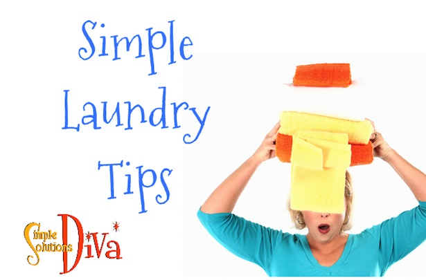 Simple Laundry Tips slider