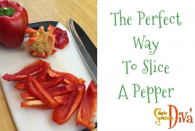 Slice Pepper