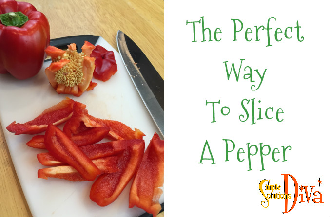 Slice Pepper