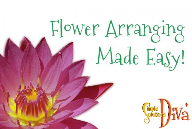 SSD Flower Arranging