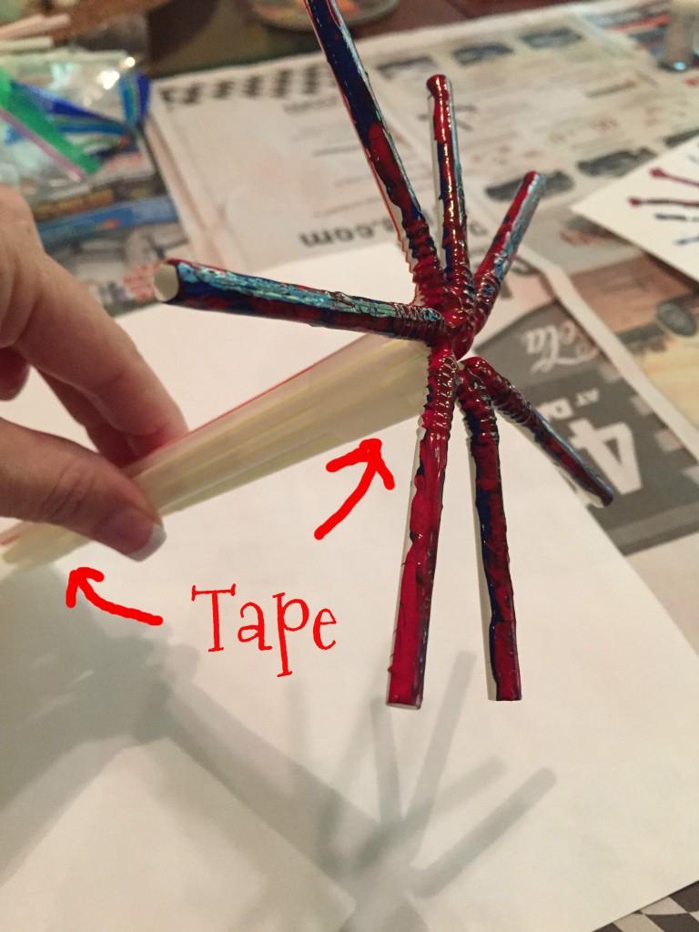 straw tape