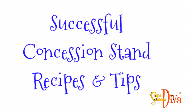 SSD Concession Stand Tips