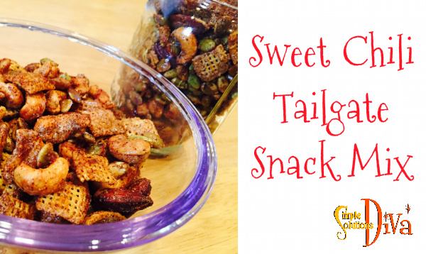 SSD Snack Mix