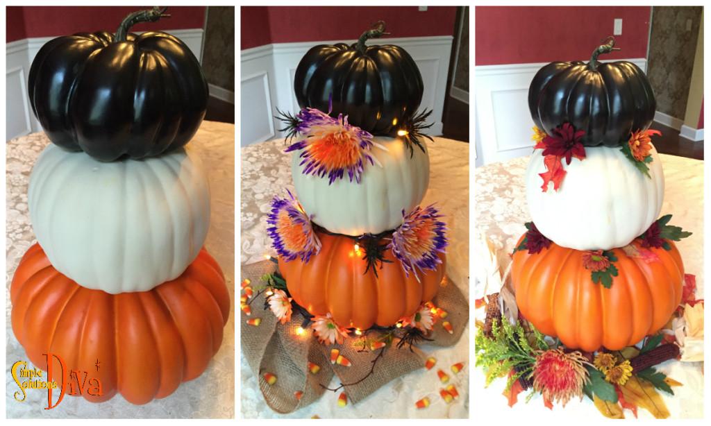 Pumpkin Tower 2