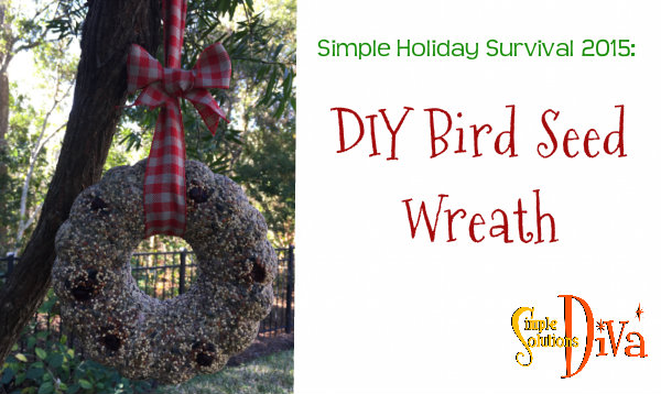 SSD Bird Seedc Wreath