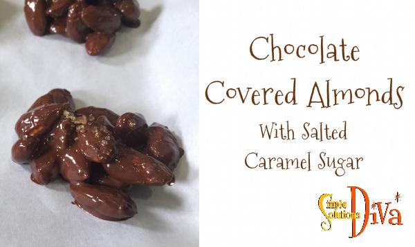 SSD Chocolate Almonds
